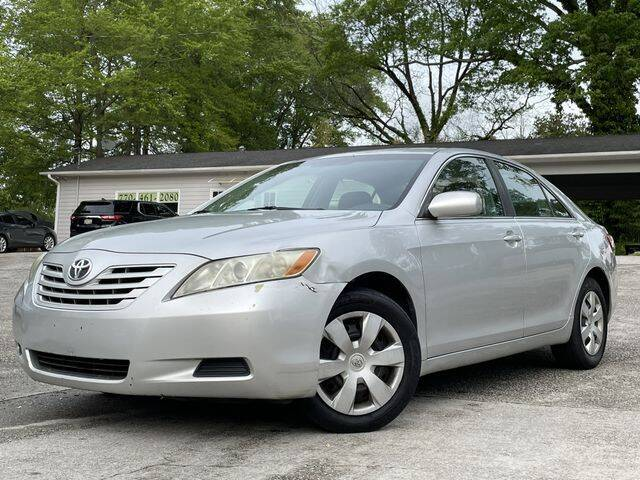 2009 Toyota Camry for sale at Global Pre-Owned in Fayetteville GA