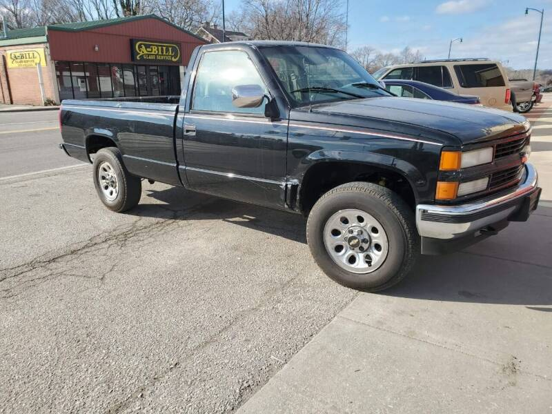 1996 Chevrolet C/K 1500 Series for sale at Street Side Auto Sales in Independence MO