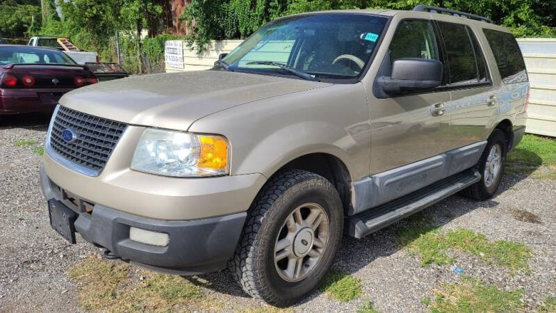 2006 Ford Expedition for sale at Jackson Motors Used Cars in San Antonio TX