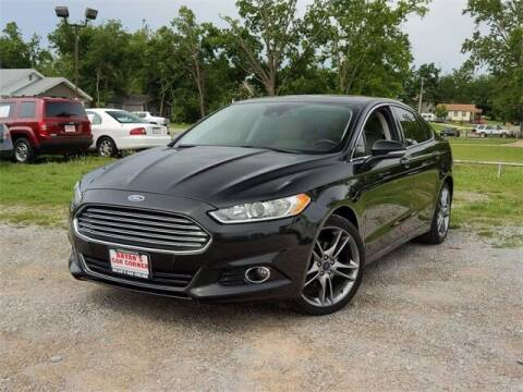 2014 Ford Fusion for sale at Auto Bankruptcy Loans in Chickasha OK