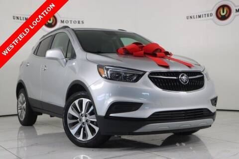 2020 Buick Encore for sale at INDY'S UNLIMITED MOTORS - UNLIMITED MOTORS in Westfield IN