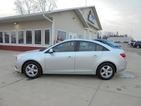 2011 Chevrolet Cruze for sale at Milaca Motors in Milaca MN