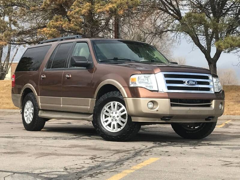 2011 Ford Expedition EL for sale at Used Cars and Trucks For Less in Millcreek UT