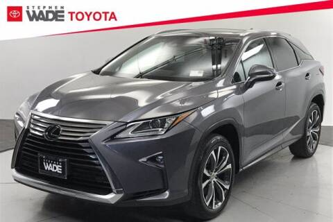 2017 Lexus RX 350 for sale at Stephen Wade Pre-Owned Supercenter in Saint George UT