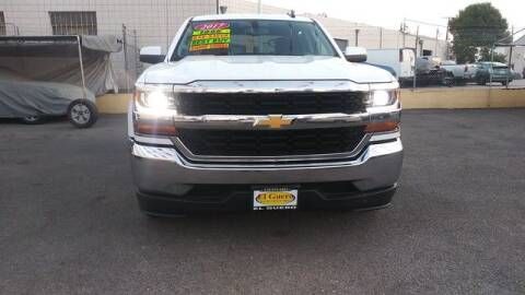 2017 Chevrolet Silverado 1500 for sale at El Guero Auto Sale in Hawthorne CA