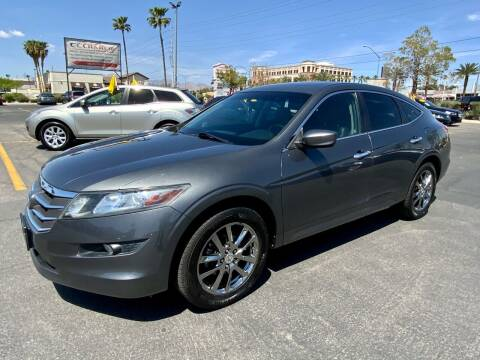 2012 Honda Crosstour for sale at Charlie Cheap Car in Las Vegas NV
