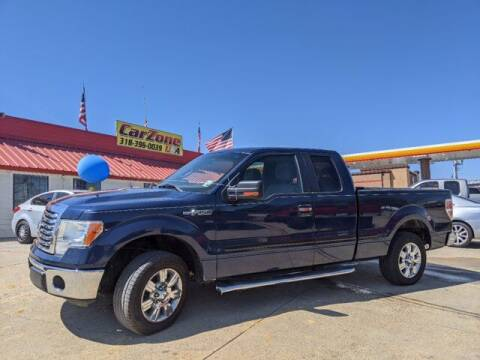2012 Ford F-150 for sale at CarZoneUSA in West Monroe LA
