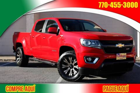 2016 Chevrolet Colorado for sale at El Compadre Trucks in Doraville GA