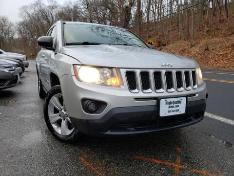 2011 Jeep Compass for sale at High Quality Auto Sales LLC in Bloomingdale NJ