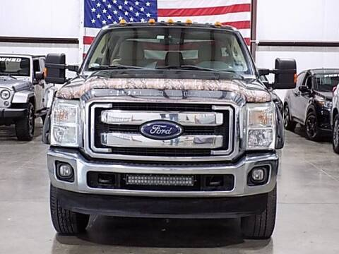2015 Ford F-350 Super Duty for sale at Texas Motor Sport in Houston TX
