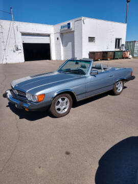 1985 Mercedes-Benz 380-Class for sale at Salmon Automotive Inc. in Tracy MN