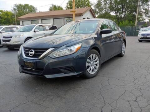 2017 Nissan Altima for sale at Kugman Motors in Saint Louis MO