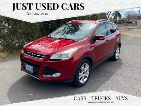 2016 Ford Escape for sale at Just Used Cars in Bend OR