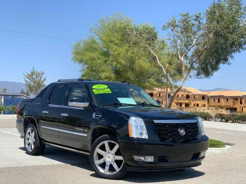 2013 Cadillac Escalade EXT for sale at Esquivel Auto Depot in Rialto CA