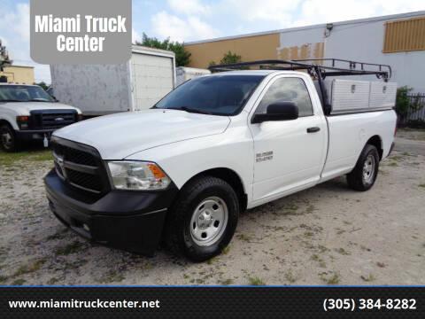2017 RAM Ram Pickup 1500 for sale at Miami Truck Center in Hialeah FL