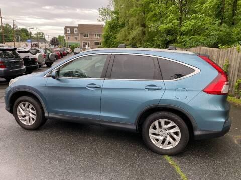 2015 Honda CR-V for sale at Good Works Auto Sales INC in Ashland MA