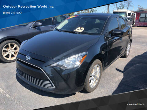 2016 Scion iA for sale at Outdoor Recreation World Inc. in Panama City FL