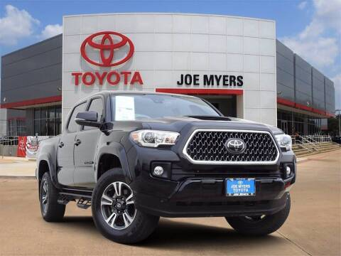 2018 Toyota Tacoma for sale at Joe Myers Toyota PreOwned in Houston TX
