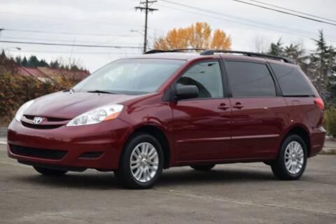 2010 Toyota Sienna for sale at Beaverton Auto Wholesale LLC in Hillsboro OR