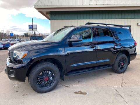 2020 Toyota Sequoia for sale at Murphy Motors Next To New Minot in Minot ND