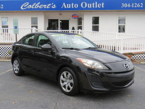 2011 Mazda MAZDA3 for sale at Colbert's Auto Outlet in Hickory NC