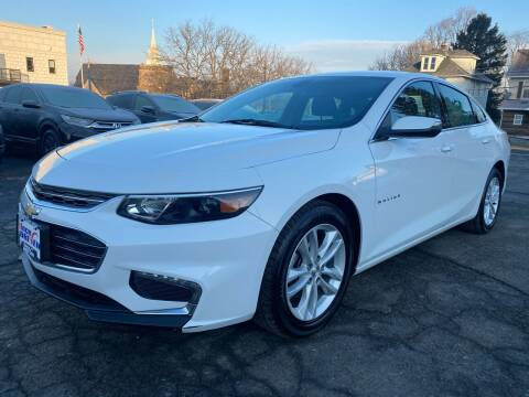 2018 Chevrolet Malibu for sale at 1NCE DRIVEN in Easton PA