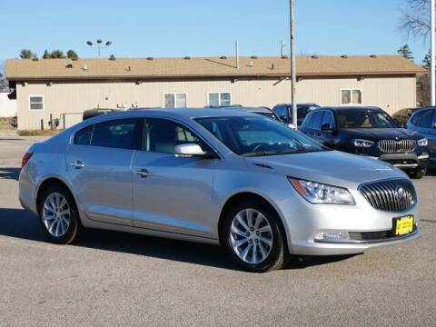 2016 Buick LaCrosse for sale at Park Place Motor Cars in Rochester MN