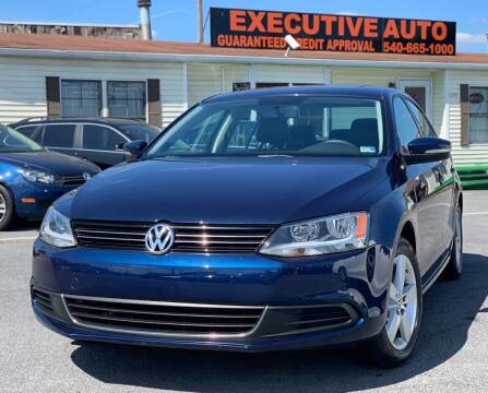 2014 Volkswagen Jetta for sale at Executive Auto in Winchester VA
