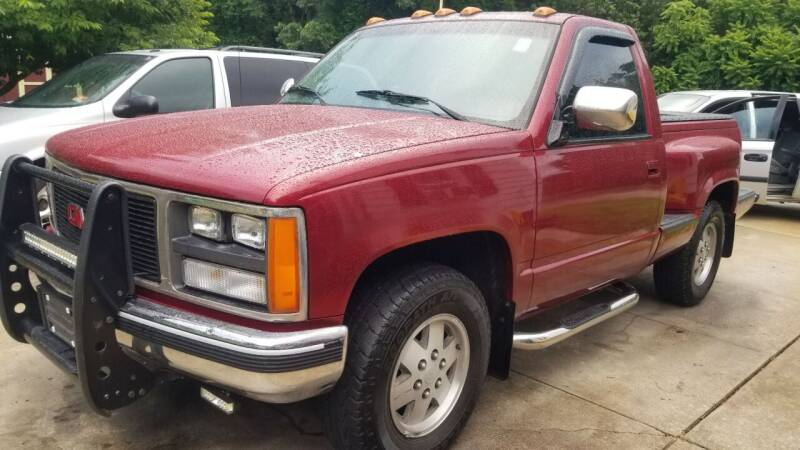 1989 GMC Sierra 1500 for sale at Ray's Auto Sales in Elmer NJ