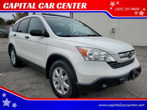 2008 Honda CR-V for sale at CAPITAL CAR CENTER in Providence RI