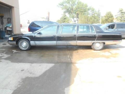 1996 Cadillac Fleetwood for sale at Daryl's Auto Service in Chamberlain SD