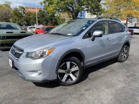2014 Subaru XV Crosstrek for sale at Sonias Auto Sales in Worcester MA