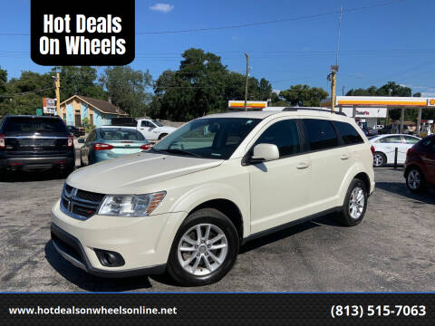 2015 Dodge Journey for sale at Hot Deals On Wheels in Tampa FL