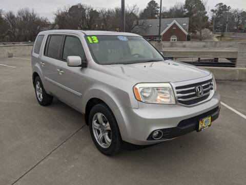 2013 Honda Pilot for sale at QC Motors in Fayetteville AR