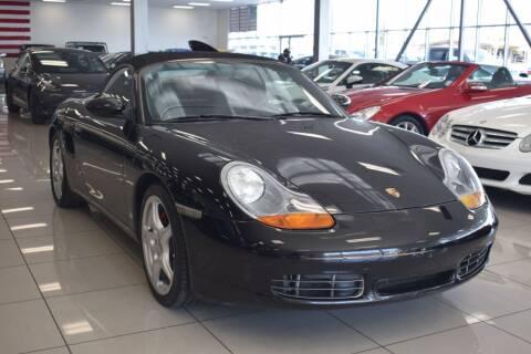 2001 Porsche Boxster for sale at Legend Auto in Sacramento CA