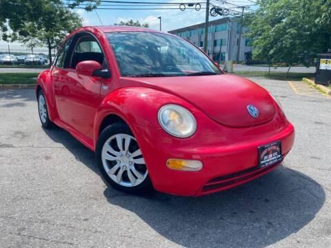 2003 Volkswagen New Beetle for sale at JerseyMotorsInc.com in Teterboro NJ