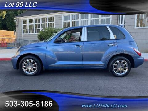 2006 Chrysler PT Cruiser for sale at LOT 99 LLC in Milwaukie OR