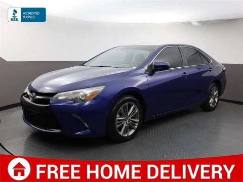 2015 Toyota Camry for sale at Florida Fine Cars - West Palm Beach in West Palm Beach FL