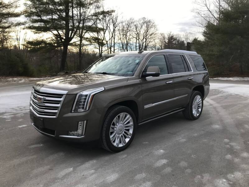 2016 Cadillac Escalade for sale at Nala Equipment Corp in Upton MA