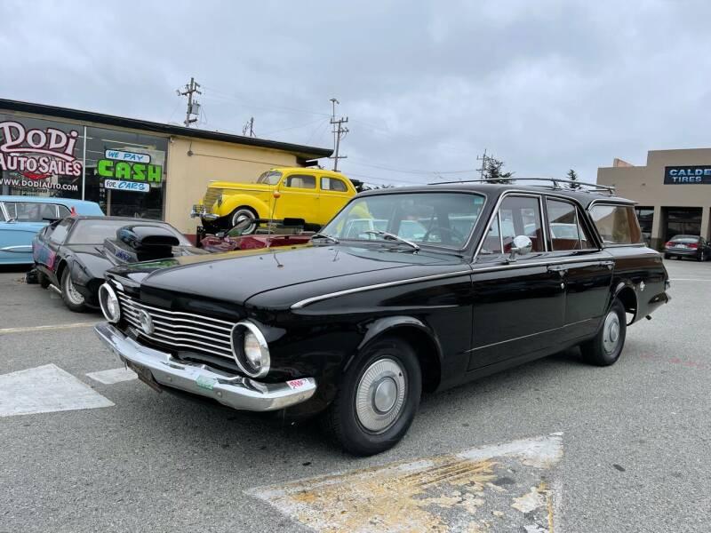 1963 Plymouth Valiant for sale at Dodi Auto Sales in Monterey CA
