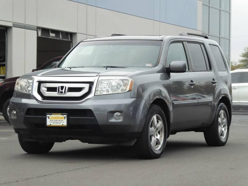 2011 Honda Pilot for sale at Loudoun Motor Cars in Chantilly VA