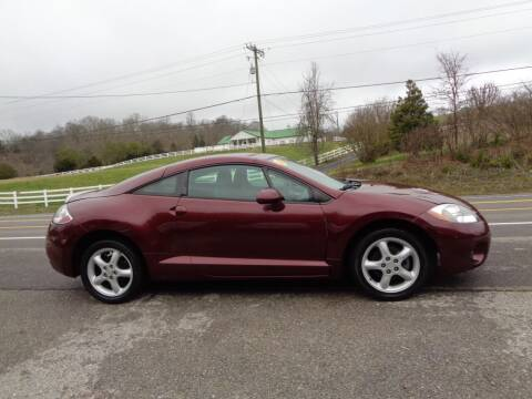 2006 Mitsubishi Eclipse for sale at Car Depot Auto Sales Inc in Seymour TN