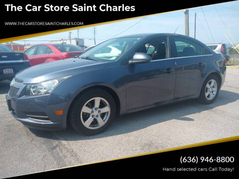 2014 Chevrolet Cruze for sale at The Car Store Saint Charles in Saint Charles MO