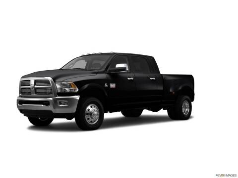 2012 RAM Ram Pickup 3500 for sale at West Motor Company in Hyde Park UT