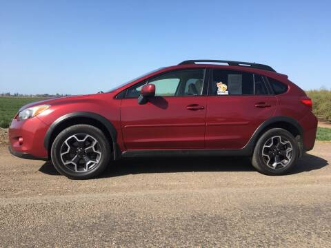 2013 Subaru XV Crosstrek for sale at M AND S CAR SALES LLC in Independence OR