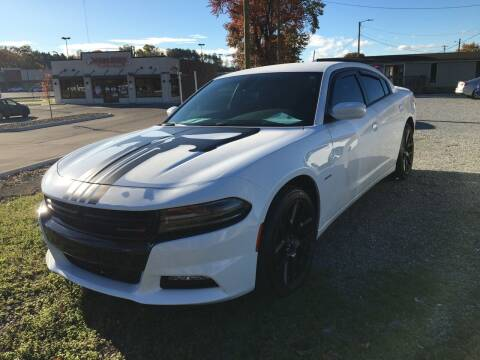 2018 Dodge Charger for sale at Wholesale Auto Inc in Athens TN