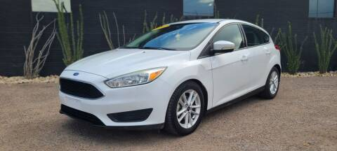 2016 Ford Focus for sale at Fast Trac Auto Sales in Phoenix AZ