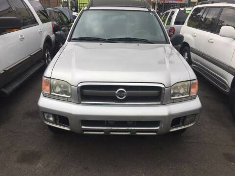 2004 Nissan Pathfinder for sale at Rallye  Motors inc. in Newark NJ