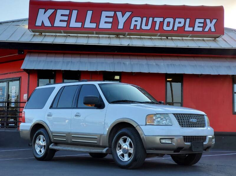 2004 Ford Expedition for sale at Kelley Autoplex in San Antonio TX
