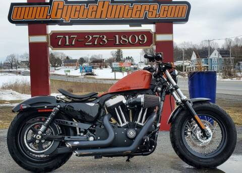 2011 Harley-Davidson  XL 1200 X 48 for sale at Haldeman Auto in Lebanon PA